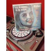 Coma Dj - Los Nombres De Mi Novia - Acetato, Lp Vinyl