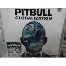 Pitbull Globalization Cd Nuevo Sellado
