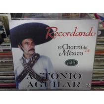 Antonio Aguilar El Charro De Mexico Vol.5 Cd Digipak