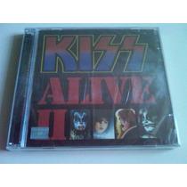 Kiss Alive Il 2 Cd Set Nuevo Cerrado Nacional