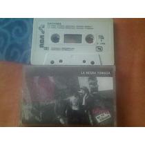 Audio Cassette Single Caifanes, La Negra Tomasa