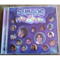 Sueños Y Caramelos Cd De La Telenovela Unica Ed 2005 Sp0