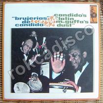 Jazz Latino, Candido Brujerias, Lp 12´,lbf