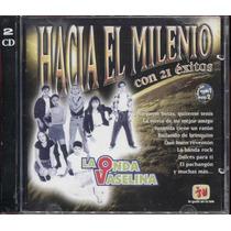 Disco Cd La Onda Vaselina, Hacia El Milenio. 2 Discos