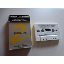 Emerson Lake & Palmer Cassette No Beatles Pink Floyd Sabbath