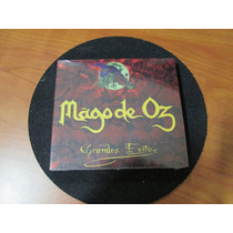 Mago De Oz. Grandes Exitos. 2 Cd + Dvd