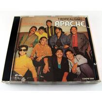 Tropicalisimo Apache Pa´lla Y Pa´ca Cd Como Nuevo Ed 1990