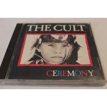 Cd The Cult Ceremony Edicion Usa