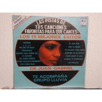 Juan Gabriel - Las Pistas De Tus Canciones Favoritas