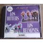 Los Hitters Y Los Berlmonts Lo Mejor Cd Raro Año 2000 Vmj