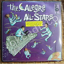 Jazz Latino The Alegre Al-stars. Lp 12´, Lbf