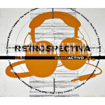 2 Cd Album - Retrospectiva 98.5 Radioactivo