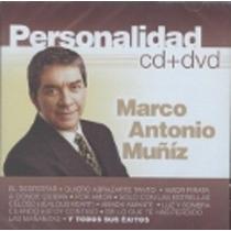 Personalidad Marco Antonio Muñíz
