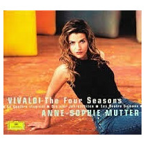 Anne Sophie Mutter The Four Seasons
