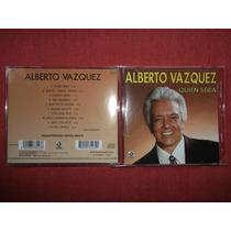 Alberto Vazquez - Quien Sera Cd Nac Ed 2004 Mdisk