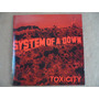 System Of A Down Toxicity Import Rock Cd Musica