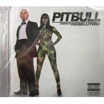 Pitbull - Starring In Rebelution Nuevo Cerrado