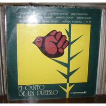 El Canto De Un Pueblo Lp Silvio Rodriguez Darwin Viglietti