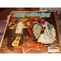 Disco De Acetato Bailes Sones Y Jarochos