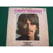 Beatles The Best Of George Harrison Ingles