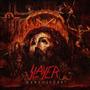 Repentless / Slayer / Disco Cd Con 12 Canciones