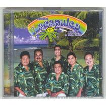 Conjunto Acapulco Tropical De Walter Torres. C.d. Nuevo..