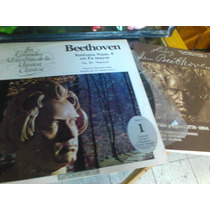 Beethoven Los Grandes Maestros De La Musica Clasica Vol 1 Lp