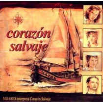 Cd Corazon Salvaje