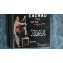 Cuba Cd De Cachao Y Su Ritmo Caliente:descargas 1996