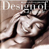 Janet Jackson 1986/1996. Design Of A Decade. Made In Usa.