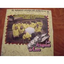 Cd Los Angeles De Leo Y Trio Armonia Huasteca, Envio Gratis