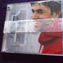 Enrique Iglesias 95/08 Cd/dvd Nuevo Y Sellado