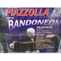 Astor Piazzolla 19 Temas Cd Nuevo Sellado