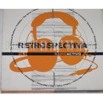 Retrospectiva Radioactivo Cd Doble Con Booklet Año 2002
