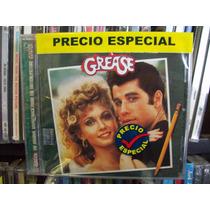 Grease Vaselina Soundtrack Cd Nuevo, Cerrado