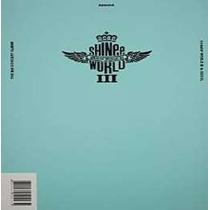 Shinee Shinee World 3 In Seoul Importado Cd + Libro Nuevo