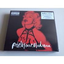 Madonna Rebel Heart 2 Cd Nuevo Cerrado Importado Alemania