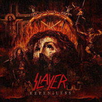 Slayer Repentless Cd+dvd
