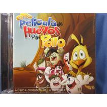 Otra Película De Huevos Y Un Pollo - Soundtrack