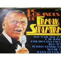 Disco De Acetato Frank Sinatra