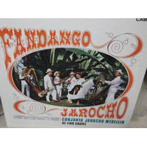 Conjunto Jarocho Medellin De Lino Chavez Fandango Jarocho Lp