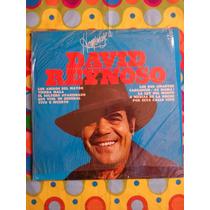 Homenaje A David Reynoso Lp 1966