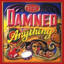 Cd Original The Damned Anything Expanded Edition Eloise 2009