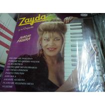 Zayda Y Su Orquesta L.p De 33 Rpm Nacio Figura