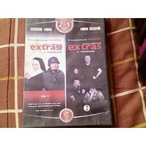 Dvd Extras Con Rick Gervais