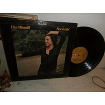 Liza Minelli Discos De Acetato Lp New Feelin