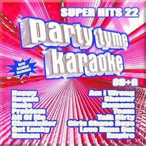 Party Tyme Karaoke - Super Hits 22 Cd + G