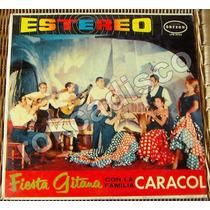 Españoles, Manolo Caracol, Fiesta Gitana, Lp 12´, Fn4