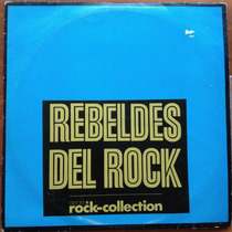 Rebeldes Del Rock - 30 Exitos Disco Triple Envío $50