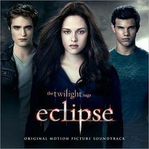 La Saga Crepúsculo: Eclipse Cd Soundtrack